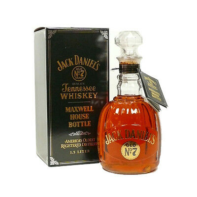 JACK DANIEL`S MAXWELL House Magnum 150cl Tennessee Whiskey - EUR 850 ...