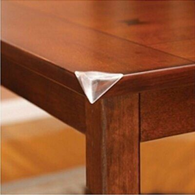 Safety 1st - Clearly soft table & counter corner guards - 4 pack / child proof