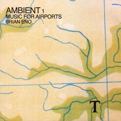 BRIAN ENO - Ambient 1: Music For Airports - CD - **BRAND NEW/STILL SEALED**