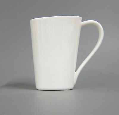 Kaffeebecher ALESSI Bone China Herzform Tasse Herz Becher