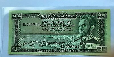 One National Bank OF ETHIOPIAN Currency