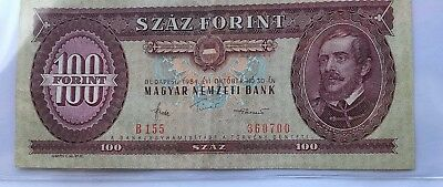 100  FORINT -SZAZ FORINT  Currency