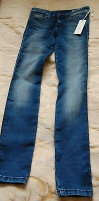 New with tags DIESEL wash stretch super skiiny jeans age 11 years RRP £129