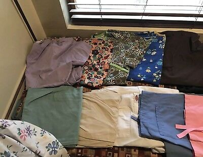 nursing scrubs lot