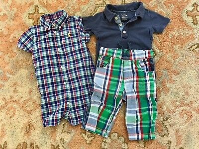 Ralph Lauren, Baby Gap and Baby Boden outfits 6-12 Months and 12-18 Months