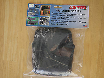 OP/TECH USA  Soft Pouch-Bino 6310112 (Nature) Small for Roof Binoculars