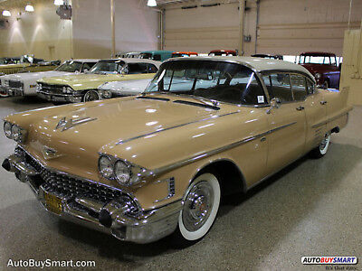 Cadillac SERIES 62 Hardtop 1958 Other Hardtop!