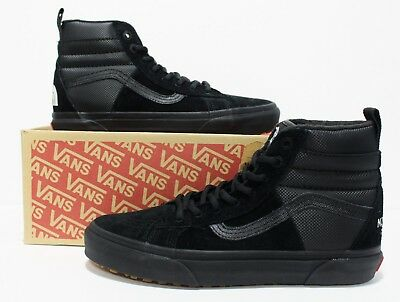 VANS X The North Face SK8 Hi 46 MTE DX Black Black Men s Size  6.5 ... 61f41523c