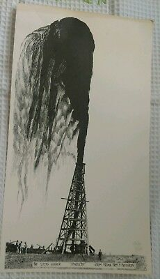 "The Lucas Gusher ""Spindletop"" by Floyd Stubbs"