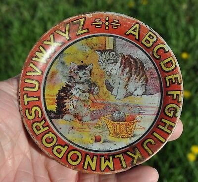 *** Vintage Advertising Tip Tray, CATS , ***