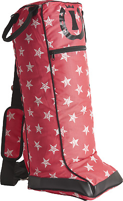 Imperial Riding Star Icon Boot Bag - Diva Pink