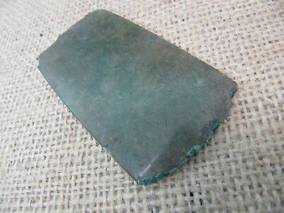 Rare Early Bronze Age Celtic Flat Axe Head - 2500 - 2000 B.C. (COA) Eneolithic