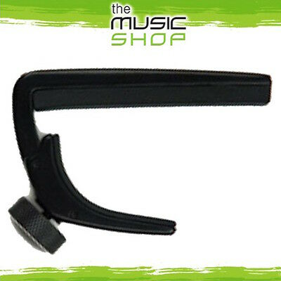 New D'Addario Planet Waves NS Classical Guitar Capo - Black - CP-04