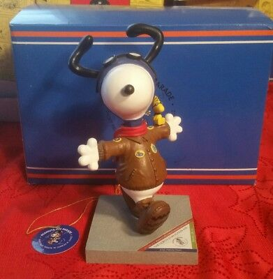 """Westland Peanuts on Parade Snoopy """" North Star Flying Ace """" item #8405"""