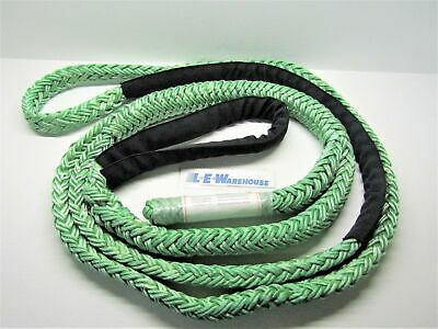 "3/4""  Adjustable 4-8Ft 12-Strand, Whoopie Sling"