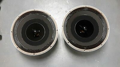 Altec 615a duplex speakers pair