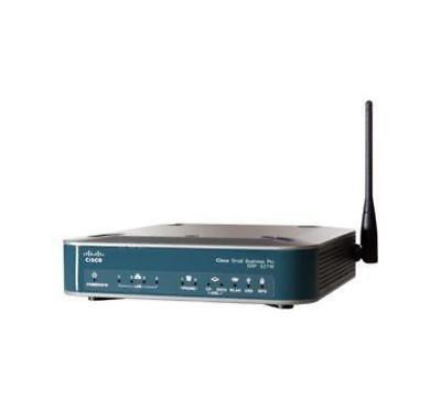 Cisco SRP527W services ready platform wireless modem / router - used
