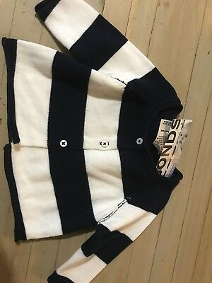 Bonds Cardigan 00 BNWT