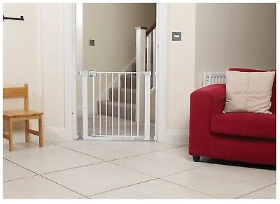 Safety 1St Secure Tech Pressure Fit Safety Stair Gate Baby Safety Gate For Kids