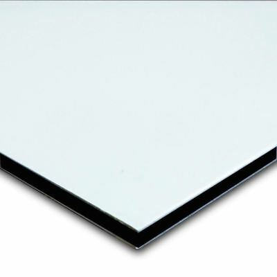 """Aluminum Composite Sign Panel Sheet, 1/8""""x6""""x6"""" Pack Of 5"""