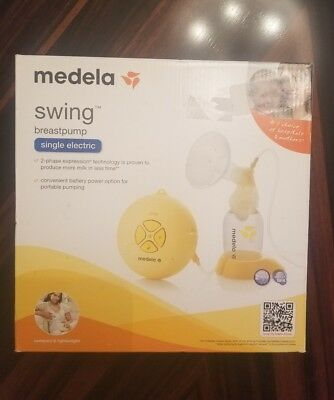 Medela Swing Breastpump Single Electric Breast Pump - 67050