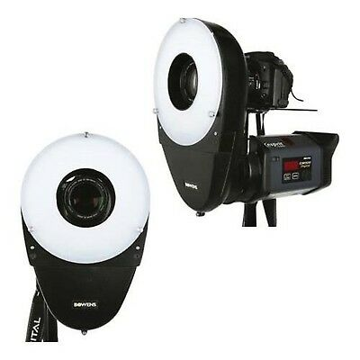 Bowens BW-1790 Ringlite Converter, Convert Any Monolight or Head in to a ... New