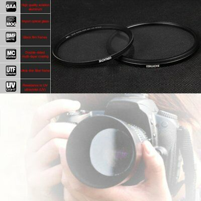 Zomei Professional Ultra-thin MCUV Filter For Canon For Nikon For Sony Lens QA
