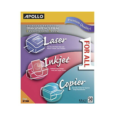Apollo Multifunction Universal Film Without Stripe, 50 Sheets