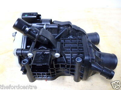 Focus  C Max  Kuga  Mondeo 2.0 Diesel Thermostat Housing Ds7Q8A586Aa 9804160380