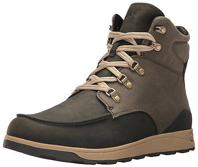 9a86a25fd21 Chaco Mens J106049 Teton Shoes Boots Otter Color Sizes 8 8.5 9.5 14 New