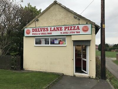 Hot Food Takeaway Pizza Shop Business in County Durham To Let/ For Sale
