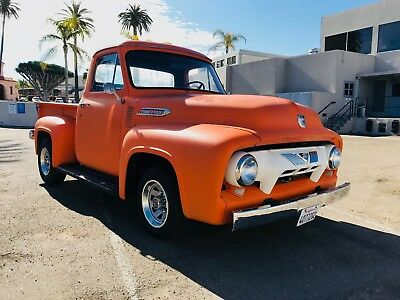 1954 Ford F-100  1954 Ford F100 Short-Bed Automatic V8