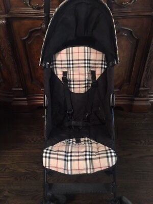 Maclaren Authentic Special Edition  Burberry Stroller