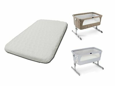Delux Crib Mattress for Chicco Next 2 Me Bedside Crib Next 2 Me (83x50x5cm)
