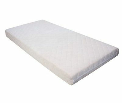 DELUXE JUNIOR BREATHABLE TODDLER COT BED MATTRESS 160cm x 70cm FOR IKEA BED