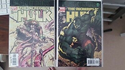 2X  Incredible Hulk 92 1st App Miek Planet Hulk begins 1st & 2nd print