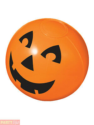 Halloween Inflatable Mini Pumpkin Favours Pack of 12 House Party Decorations