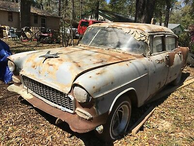 1955 Chevrolet Bel Air/150/210  1955 chevy belair comes with an extra engine