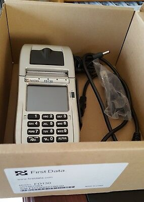 First Data FD130 Perfect Condition