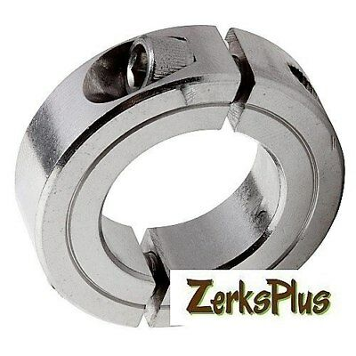 Metric Stainless Double Split 16mm Shaft Collar  M34 x 16 x 13