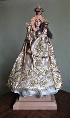 MARY and JESUS  STATUE OUR LADY OF QUINGHE