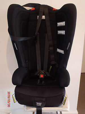 Infasecure Rally CS7110WR Convertible Child Seat & Booster 6 mths - 8 yrs