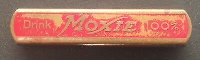 Vintage Moxie Soda Frank Archer Moxie Land Advertising Retractable Bottle Opener