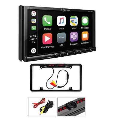 Pioneer DVD/CD Player Bluetooth Android Auto CarPlay Camera Input Backup Camera1