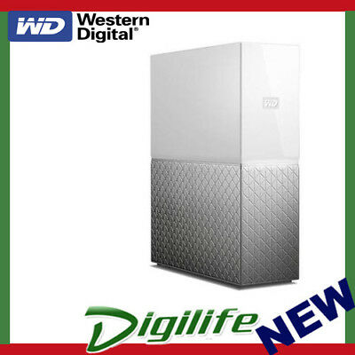 WD My Cloud Home 4TB Personal Cloud NAS Storage Server