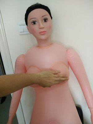 Bambola realistica Gonfiabile 160 cm 2 CHANNEL Sex Doll Inflatable Sex Toys GIFT