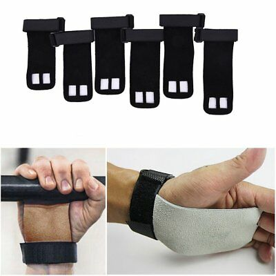 Sport Grips Crossfit Gymnastics Hand Grip Guard Palm Protectors Glove Durable UD