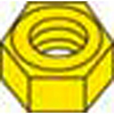 Woodland Scenics H883 1-72 Hex Nuts (5) Brass Miniature Machine Nuts