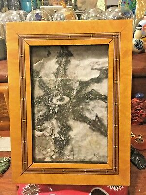 #state find unusual magnificent antique picture frame engraved ART rare