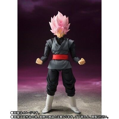 Dragonball Z Super S.H.Figuarts Goku Gokou Black Super Saiyan Rose PRE-ORDER NEW
